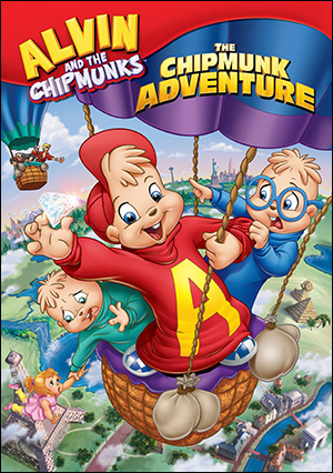 Alvin and the Chipmunks Popular Cartoon