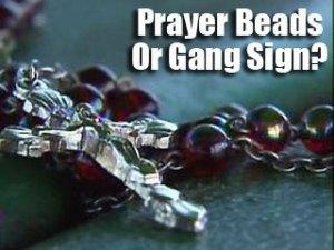 Prayerbeadsgangsigns